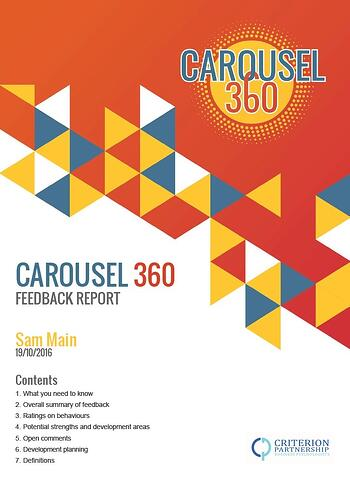 360 feedback report