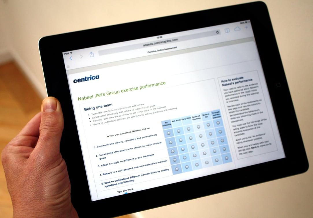 Eval Online Paperless Assessment Centre
