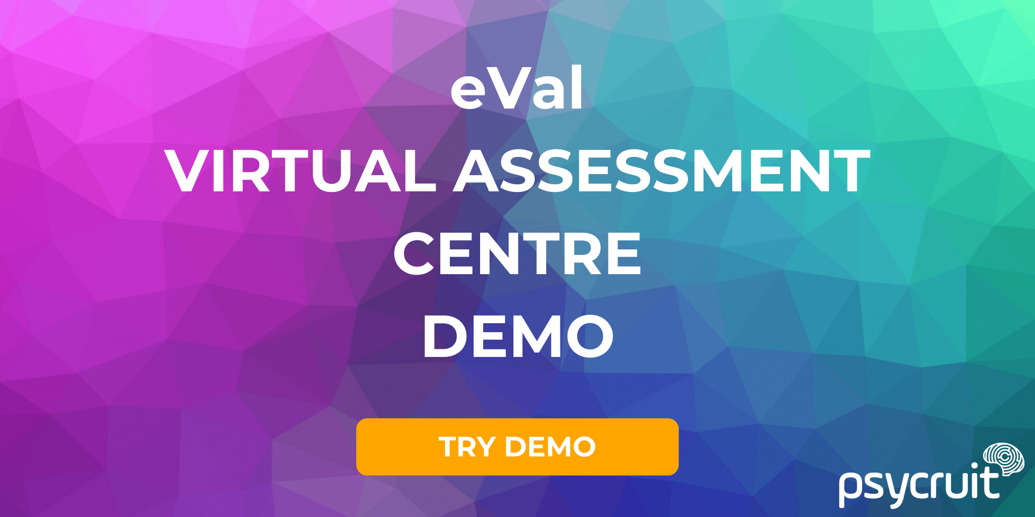 Digital assessment centre demo - eVal digital assessment centres