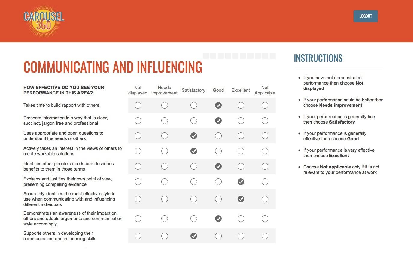 Build engaging employee surveys